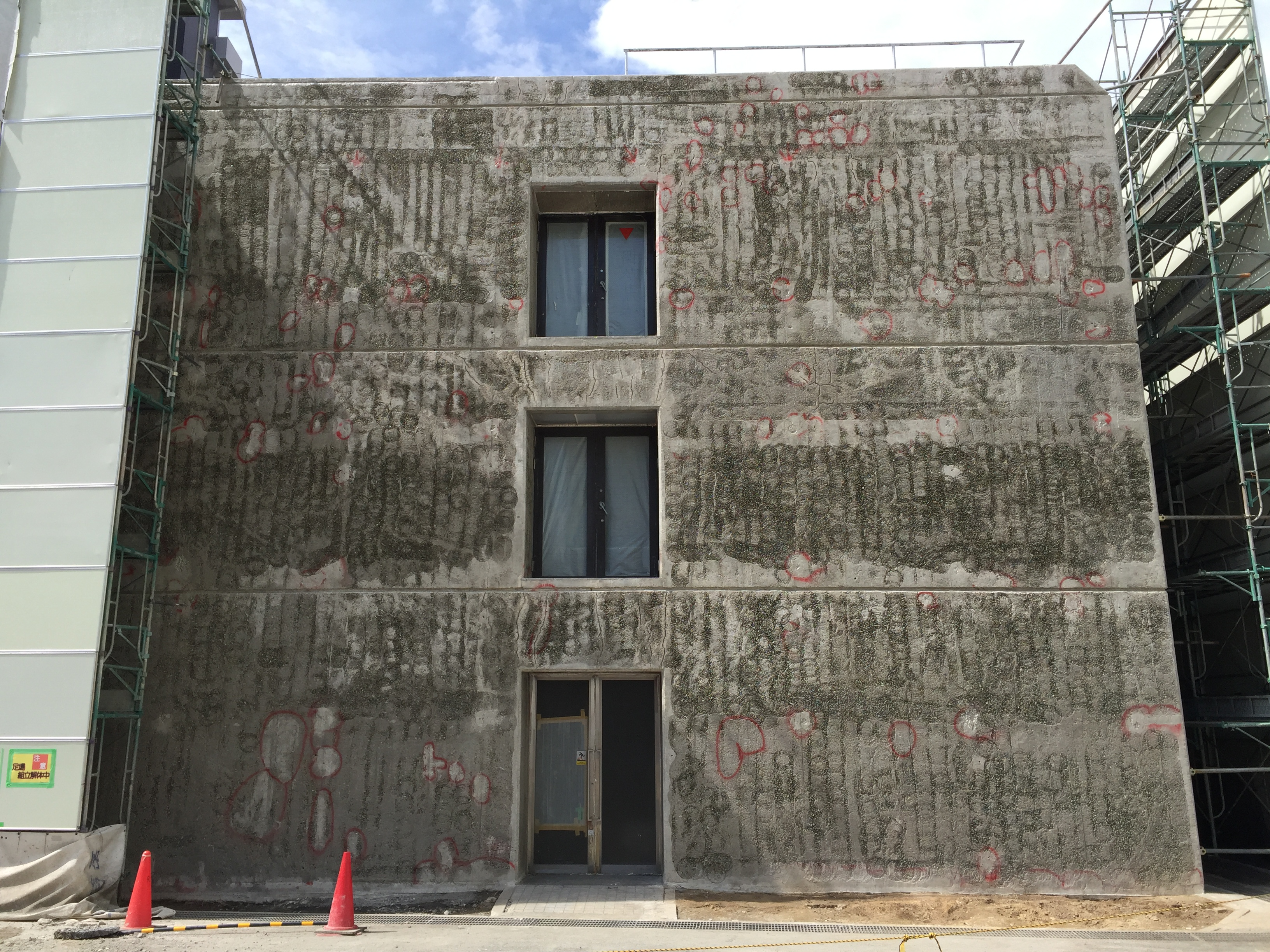 アスベスト 外壁 塗装 レベル